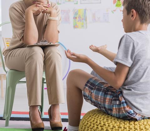 Consultation psychologue enfant